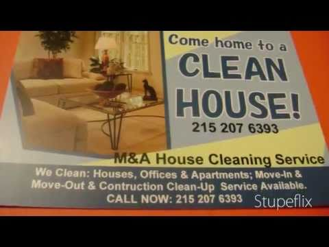 Master Bathroom - M&A House Cleaning Services - North East Philadelphia PA