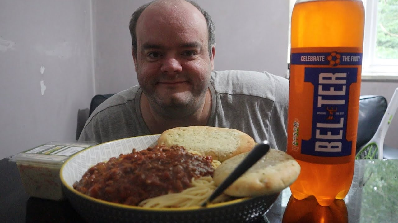 Spaghetti bolognese uk mukbang includes giveaway results