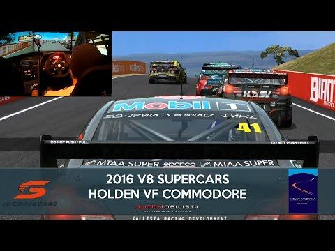 2016 V8 SUPERCARS BATHURST (MOUNT PANORAMA) AMS