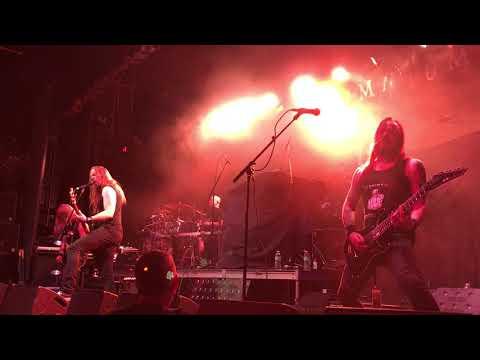 Insomnium - Intro + The Primeval Dark+ while we sleep Live (Boston 8-31-17)