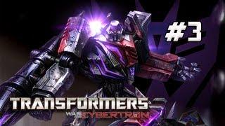 Transformers War for Cybertron Walkthrough - Part 3 [Chapter 1] Shield Autobot Let