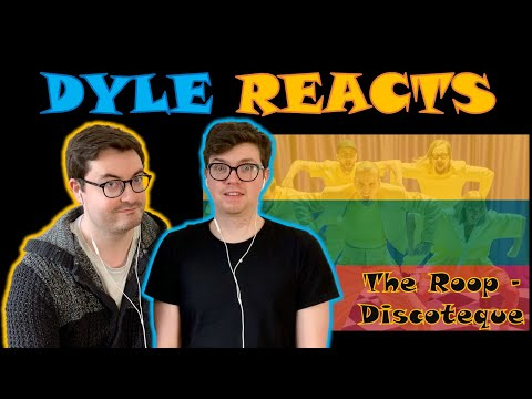 The Roop - Discoteque FIRST REACTION - Lithuania Eurovision 2021 #DyleReacts