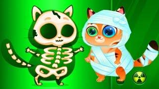 КОТЕНОК БУББУ #2  - КОТИК у ВРАЧА - игровой мультик для малышей видео для детей funny games