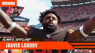 2019 Player Spotlight: Jarvis Landry | Cleveland Browns