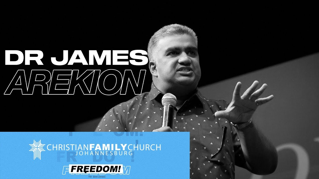 Breaking The Spirit Of Fear   DR JAMES AREKION
