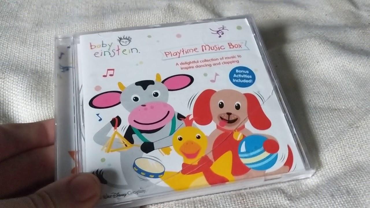 Baby Einstein Our Products Audio CDs