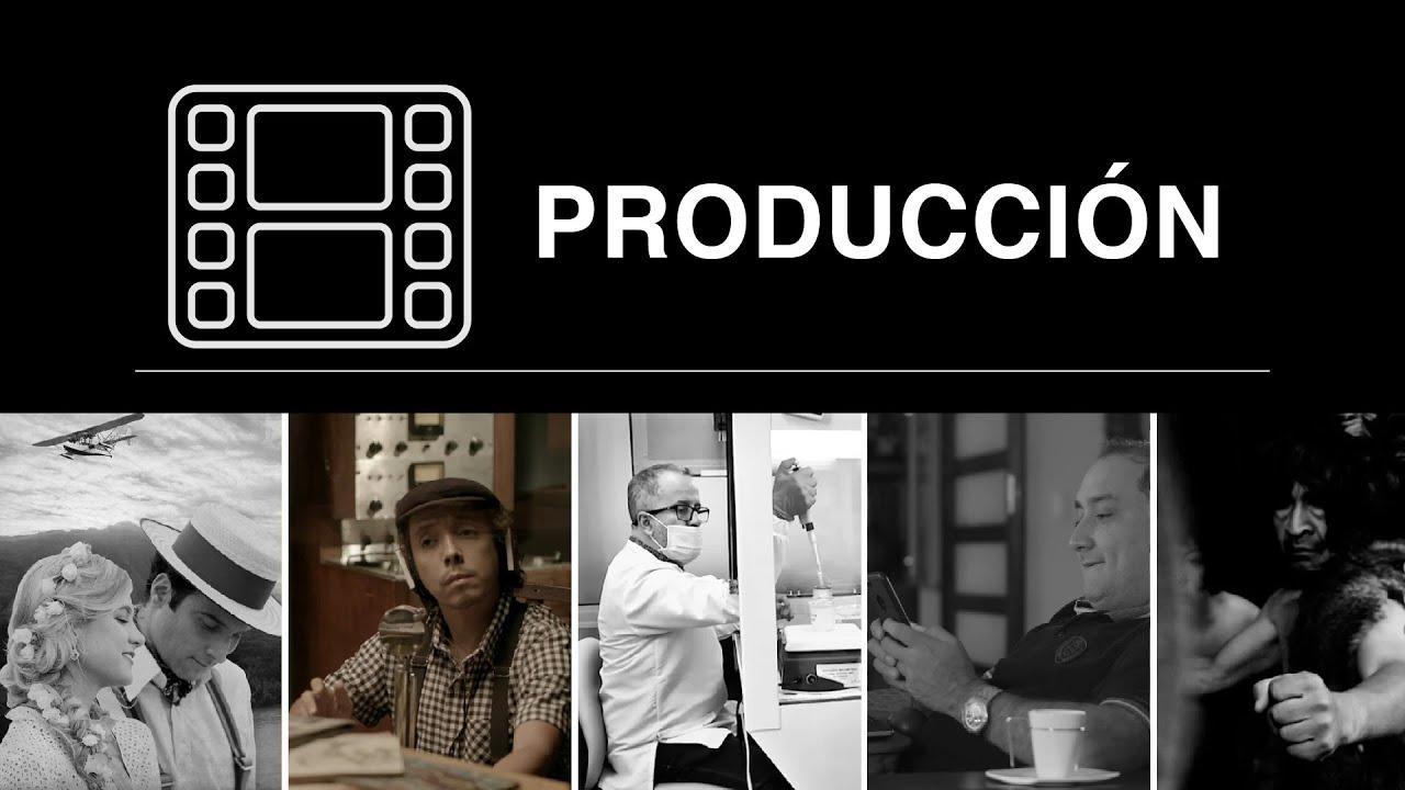 REEL MAKING OFF - Producciones Cosmovision