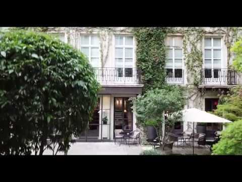 Pavillon de le Reine, Paris | Small Luxury Hotels of the World