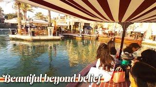 TRAVEL DUBAI VLOG - Resort Boat Tour #3