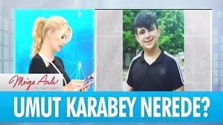 14 yaşındaki Umut Karabey nerede? - Müge Anlı ile Tatlı Sert 26 Eylül