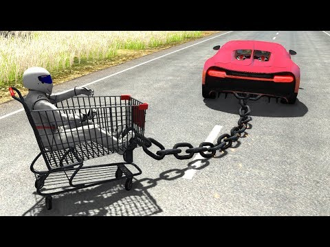Out Of Control Crashes #8 - BeamNG Drive Car Crashes/Fails thumbnail