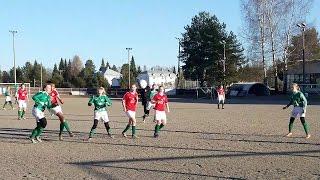 Jalkapallo T14 AL Nasta - TPV  0-5 (0-3)