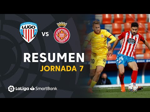 Lugo Girona Goals And Highlights