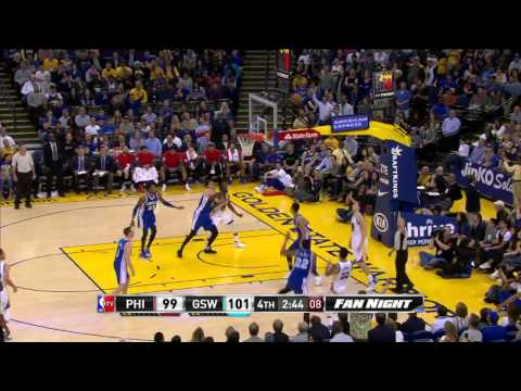 Philadelphia 76ers at Golden State Warriors - March 14, 2017