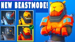 Fortnite Item Shop 'NEW' BEASTMODE SKIN ' MULTIPLE STYLES! 23 mars 2019