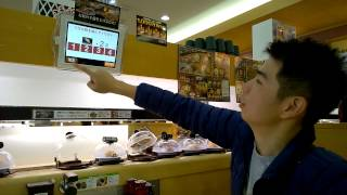 (下單) 京都 無添くら壽司 Kura Sushi 二条店 (百元迴轉壽司)