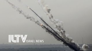 Israel under massive attack! Over 170 rockets fired from Gaza!