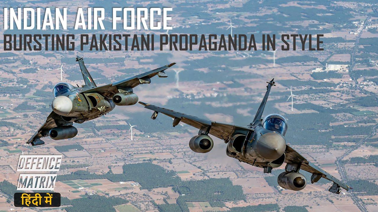 Download Indian air force | Bursting Propaganda in style | HQ-9 SAM of Pakistan | हिंदी में