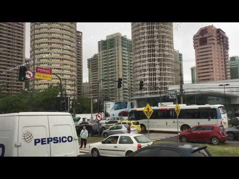 Bus Rapid Transit System in Rio de Janeiro