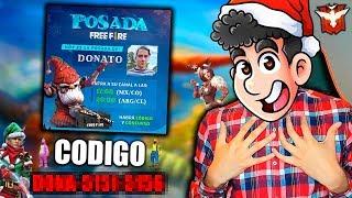 EL NUEVO CODIGO DEFINITIVO DE FREE FIRE DEL 2019 *entra rapido y deja tu like* | TheDonato