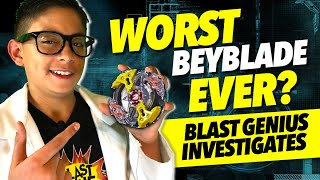 Worst Beyblade Ever?  Hasbro Slingshock Toy Review