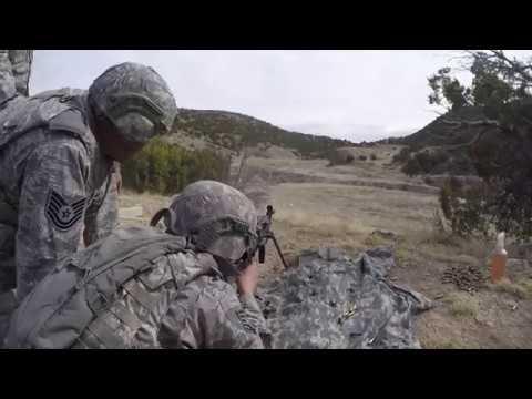 Colorado National Guard Best Warrior 2017