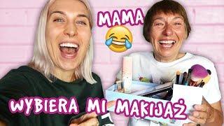 ♦ Mama wybiera mi kosmetyki! PŁACZĘ ZE ŚMIECHU ♦ Agnieszka Grzelak Beauty