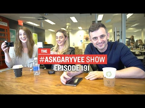 #AskGaryVee Episode 191: Influencer Marketing, How to Go Viral & Vlogging