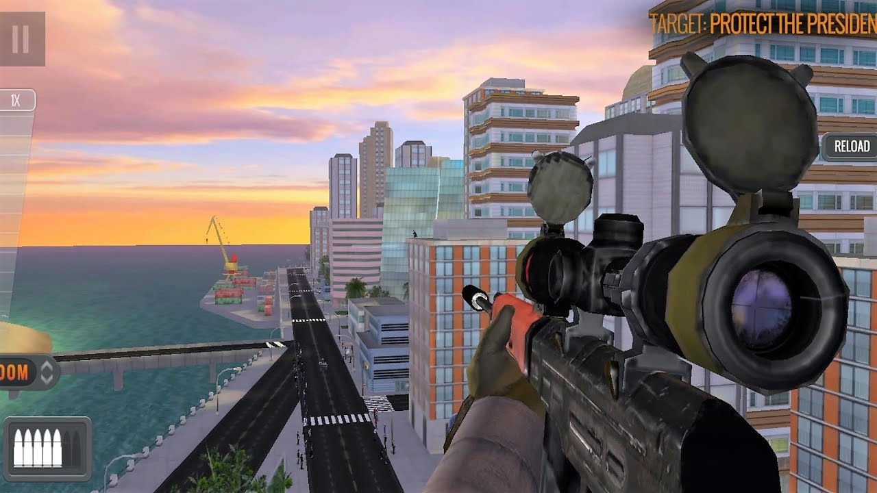 Free Online Shooting Games