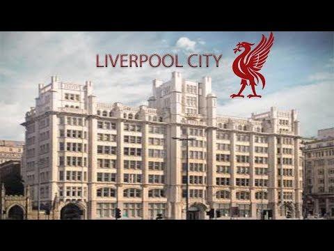 Liverpool City Guidance Tour