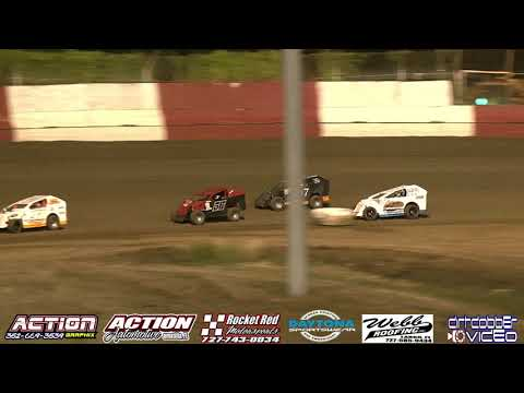 Mod Lites Feature, East Bay Raceway Park, 9/7/19