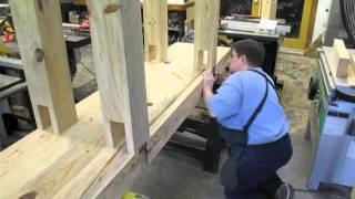 Roubo Bench Class – Wednesday