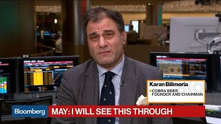 Brexit Causing 'Lose-Lose Situation' for U.K. Businesses, Bilimoria Says