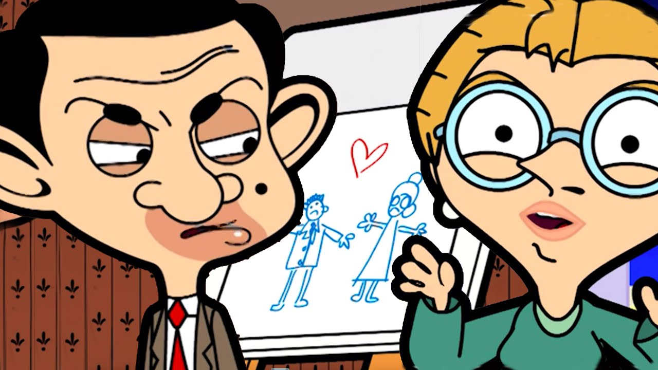 Unlucky in Love ❤️ | (Mr Bean Cartoon) | Mr Bean Full Episodes | Mr Bean Comedy