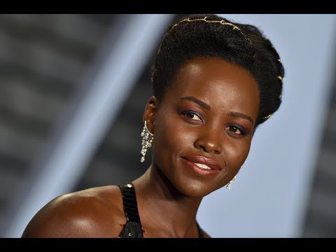 Big Al - Lupita Nyong'o Gets Quiet for Her Birthday