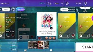 SISTAR - Push Push (푸시 푸시) (Easy) [Superstar STARSHIP]