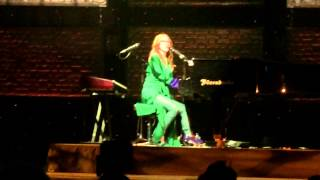 Tori Amos--Invisible Boy--Denver--July 27, 2014--First Time Live in the US