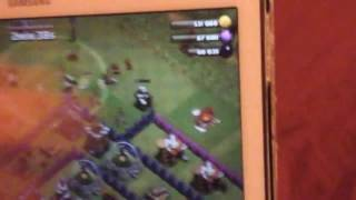 Les golems au nv 2 clash of clans