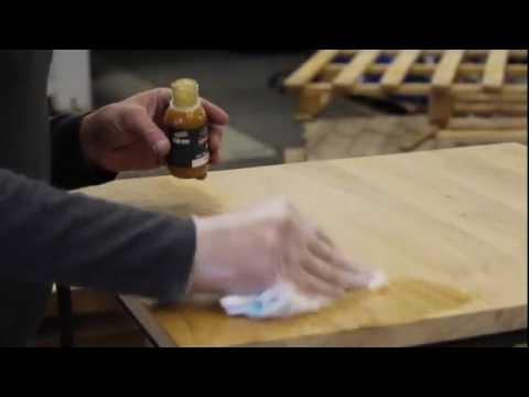 Eiken Tafel Schoonmaken : Eiken tafel onderhoud hoe onderhoud je een eiken tafel youtube