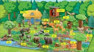 Животные Леса №8