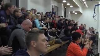 Naisten futsal-liiga 2019-2020 / Ylöjärven Ilves vs. ACE maalikooste 10.11.2019