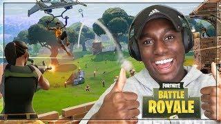 LETS GET IT! Fortnite Battle Royale Grinding!