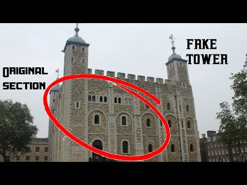 """Inconvenient Picture"" reveals TRUTH about Tower of LONDON"