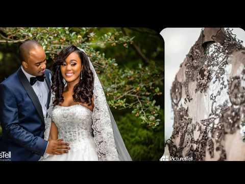 UGANDA AMERICANS CELEBRATE THE BEST WEDDING OF THE YEAR  BAKER AND JOY