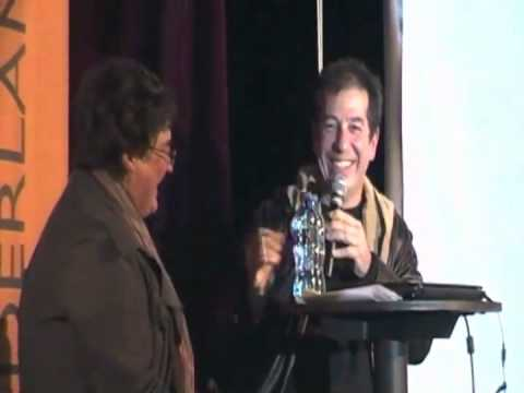 Zapiro in gesprek met Marlene van Niekerk