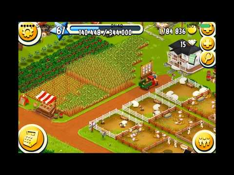 Hay Day - How To Sign In With Facebook