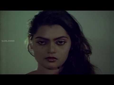 Abhimanyudu Movie || Silk smitha & C. S. Rao Love  Scene || Sobhan Babu, Vijayashanti