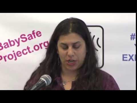 Wireless Radiation Danger to Babies & Children