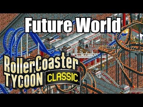 Roller Coaster Tycoon Classic - Future World |