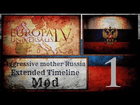 Europa Universalis IV, Extended timeline mod - Modern day Russia #1 - Ukraine